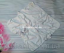 Крыжма для крещения - полотенце-уголок для крещения с вышивкой ангела
