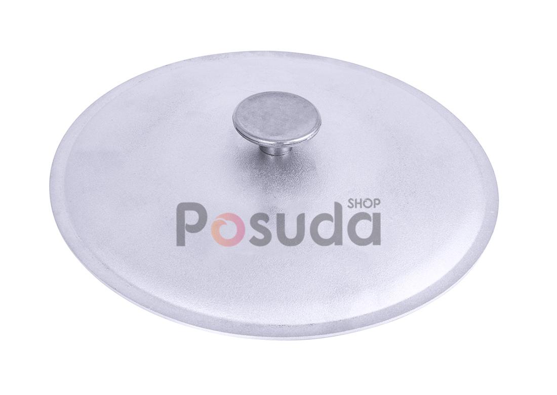 Крышка алюминиевая Биол 32 см КР320