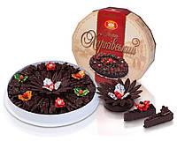 """Торт """"Харьковский"""" шоколадно-вафельный 1500 гр"""