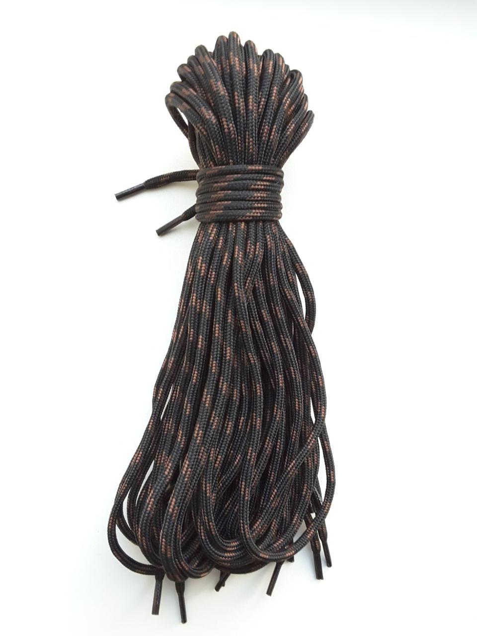Шнурки для обуви круглые Штрих 1 метр