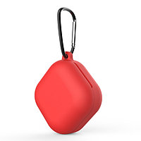 Силиконовый чехол для наушников Samsung Galaxy Buds Live, красный