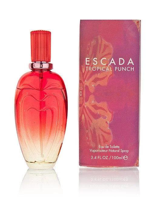 Женский аромат Escada Tropical Punch