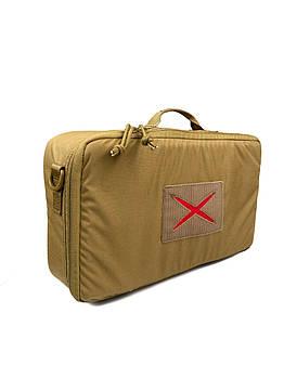 Тактическая сумка Safe Case XL Coyote