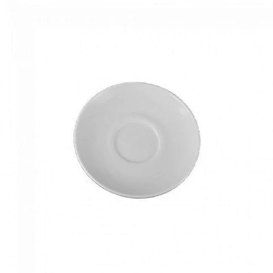 Блюдце белое стеклокерамика Arcoroc Zenix Intensity 14 см (H9984)
