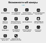 Мини wifi камера Full HD 1080P Wsdcam A11, 2 Мегапикселя (УЦЕНКА - не работает кнопка выключения), фото 4