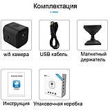 Мини wifi камера Full HD 1080P Wsdcam A11, 2 Мегапикселя (УЦЕНКА - не работает кнопка выключения), фото 8