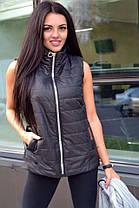 Куртка-жилетка рукава отстегиваются, фото 2