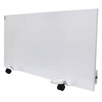 Панельный обогреватель ENSA P750Е с программатором,  конвектор электрический бытовой 1000х500х15 мм, 750 Вт, фото 2