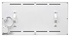Панельный обогреватель ENSA P750Е с программатором,  конвектор электрический бытовой 1000х500х15 мм, 750 Вт, фото 3