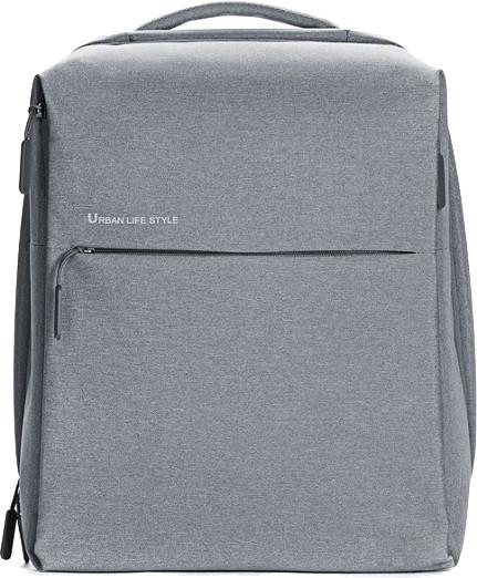 (УЦЕНКА) Рюкзак для ноутбука Xiaomi Minimalist Urban 15.6'' серый (121112)