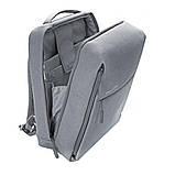 (УЦЕНКА) Рюкзак для ноутбука Xiaomi Minimalist Urban 15.6'' серый (121112), фото 3