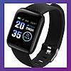 Фитнес Браслет Часы ID 116 Plus с Тонометром /Пульсометром D13 Smart Bracelet