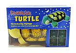 Музыкальная черепаха проектор ночного неба Snail Twilight Turtle УЦЕНКА (150803), фото 7