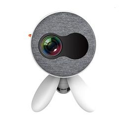 Детский портативный мини проектор YG220 Android