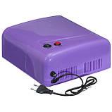 Ультрафиолетовая лампа для ногтей 36Вт K818 фиолетовый ( УЦЕНКА 163927 ), фото 2