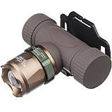 (УЦЕНКА, повреждение) Налобный фонарик Police BL- 6866 (120120), фото 2