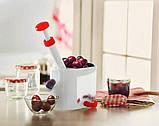 Машинка для видалення кісточок з вишень (Cherry and Olive corer) вишнечистка (2755), фото 6