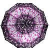 Зонт Полуавтомат Женский полиэстер 401-2.Женские и мужские зонты оптом и розницу в Украине