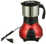 Роторна електрична кавомолка Domotec MS-1108 250W (5611), фото 2
