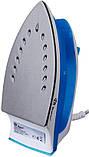 Утюг с тефлоновой подошвой Domotec MS-2289 (случайный цвет) (6789), фото 2