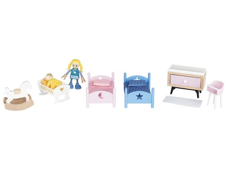 Набор мебели (детская комната) для кукольного дома PlayTive Junior