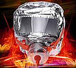 Противопожарная маска на 30 минут (противогаз, респиратор) Sheng An TZL 30 (6677), фото 9