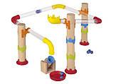 Мраморный гоночный лабиринт Tubulea Playtive Junior 39 элементов, фото 3