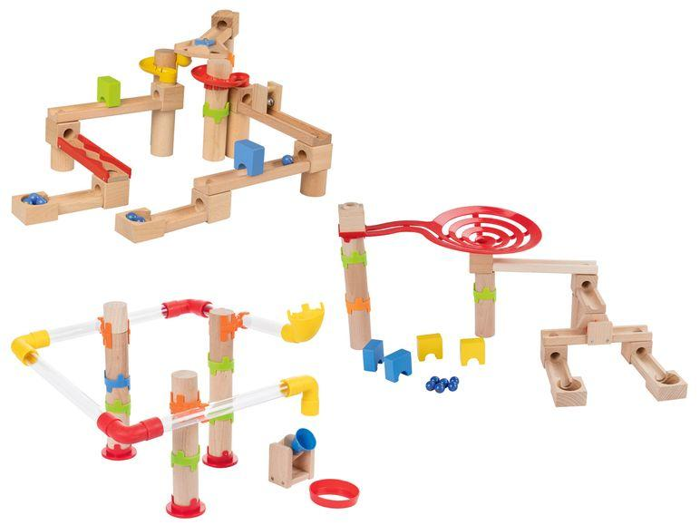 Мраморный гоночный лабиринт Playtive Junior (29 элементов)