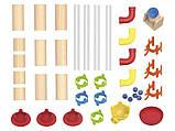 Мраморный гоночный лабиринт Playtive Junior (29 элементов), фото 8