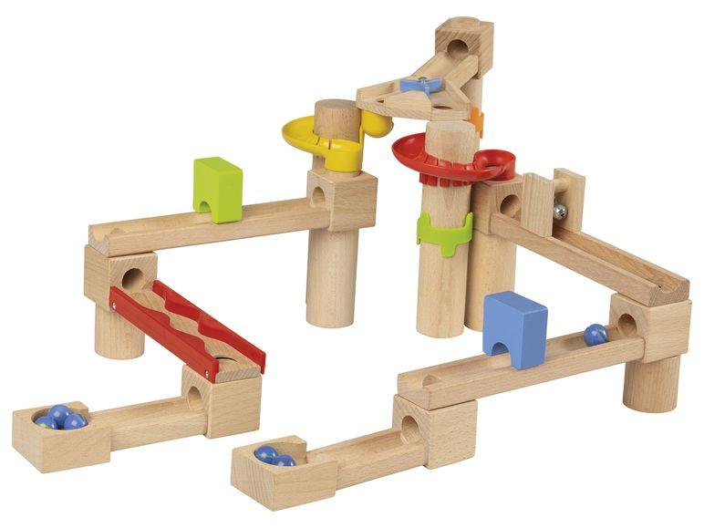 Мраморный гоночный лабиринт Cascade Playtive Junior  (35 элементов)
