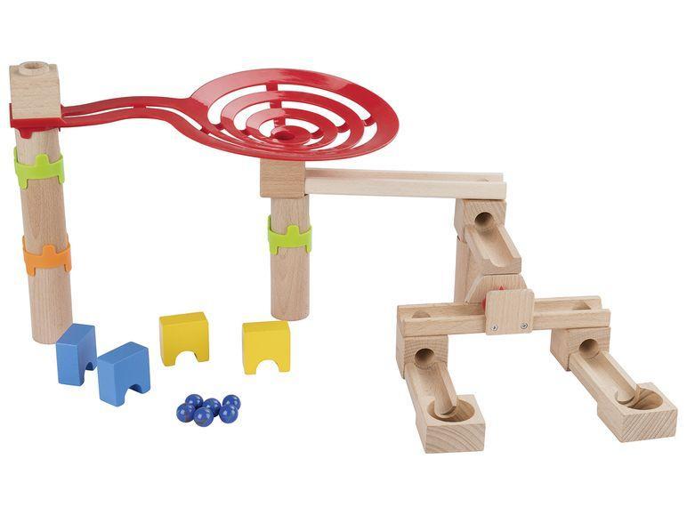 Мраморный гоночный лабиринт Caldera Playtive Junior (29 элементов)