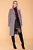 Женское демисезонное пальто Габриэлла 6289, фото 6