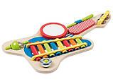 Деревянный музыкальный инструмент (ксилофон и гитара) PLAYTIVE®JUNIOR, фото 3