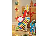 Деревянный музыкальный инструмент (ксилофон и гитара) PLAYTIVE®JUNIOR, фото 4