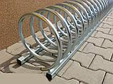Велопарковка на 6 велосипедов Viro-6 Польша, фото 2