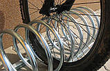 Велопарковка на 6 велосипедов Viro-6 Польша, фото 5