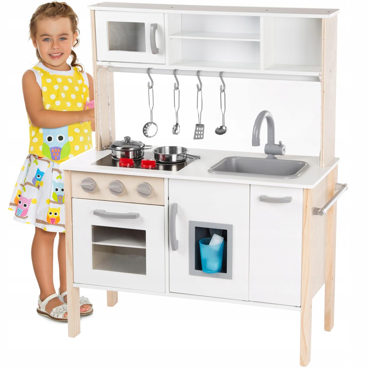 Дитяча кухня KINDERPLAY  зі світлом