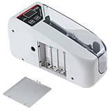 Счетная ручная машинка UKC V30 (работает от сети и от батареек) (4317), фото 7