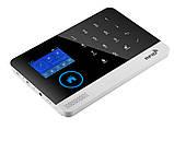Сенсорная GSM сигнализация для дома с датчиком движения и WIFI Alarm JYX-W-G600, фото 2