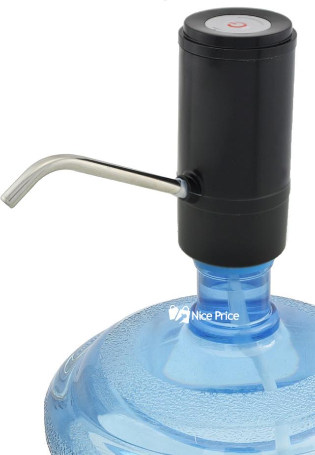 Электрическая аккумуляторная помпа для воды Domotec MS4000 Black (5672)
