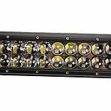 Автофара балка LED на крышу (42 LED) 5D-126W-MIX (12950), фото 4