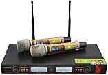 Радіосистема Shure DM UGX10 II, база, 2 мікрофона (5075), фото 2