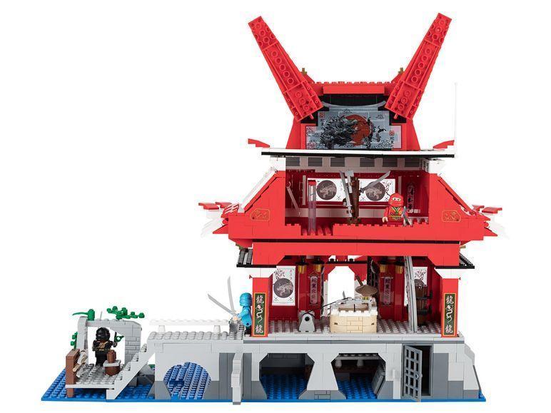 Конструктор PlayTive The Samurai Temple