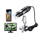 ОПТ ОПТ USB мікроскоп електронний цифровий для Android Mac Windows 1600X, фото 3