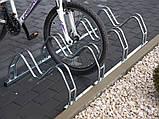 Велопарковка на 5 велосипедів Smile-5 Польща, фото 3