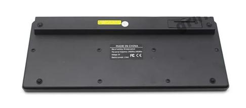 Беспроводная клавиатура и мышь mini keyboard БЕЛЫЙ, фото 3