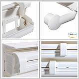 Triple Paper Dispenser Кухонний диспенсер для паперових рушників, харчової плівки і фольги, фото 6