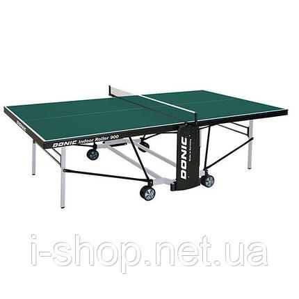 Теннисный стол Donic Indoor Roller 900/ зеленый, фото 2