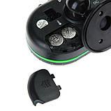Часы автомобильные VST-7009V с индикацией заряда АКБ (Вольтметр), и двумя термо датчиками (3803), фото 6