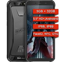 Надежный Cмартфон Blackview BV5500 Plus/+ 3/32Gb 4400mAh IP69 NFC 4G противоударный защита 100%